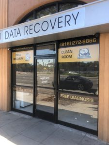 Five Star Data Recovery Storefront