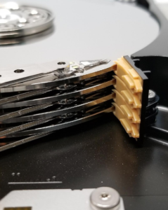 Clean Room - Data Recovery