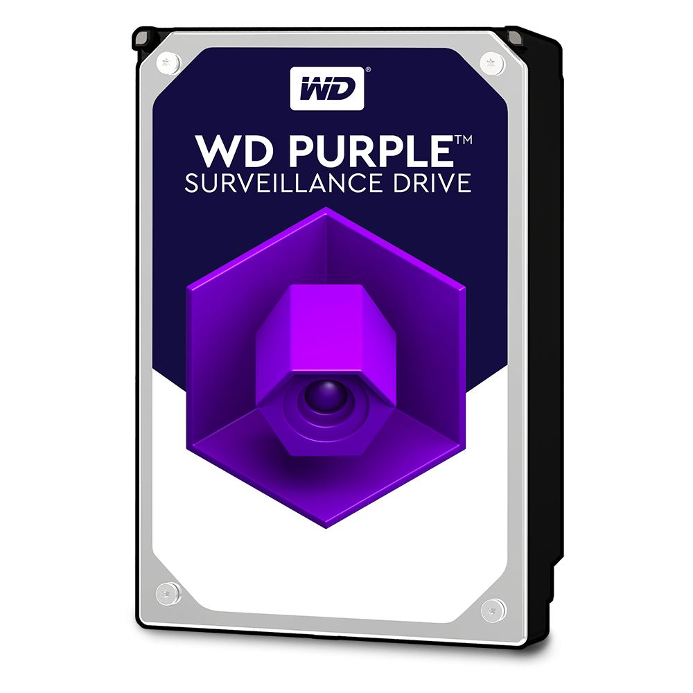 Western Digital Purple Surveillance Data Recovery