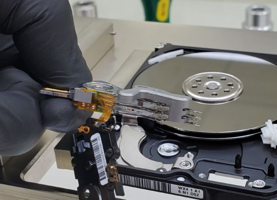 Western Digital Data Recovery 12