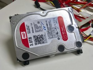 Western Digital RED 3TB Hard Drive