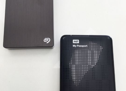 wd and seagate